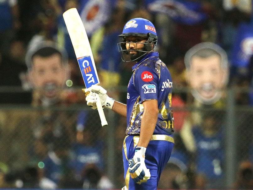 IPL 2018: Rohit Sharma Steals Show As Mumbai Indians Beat Royal Challengers Bangalore By 46 Runs