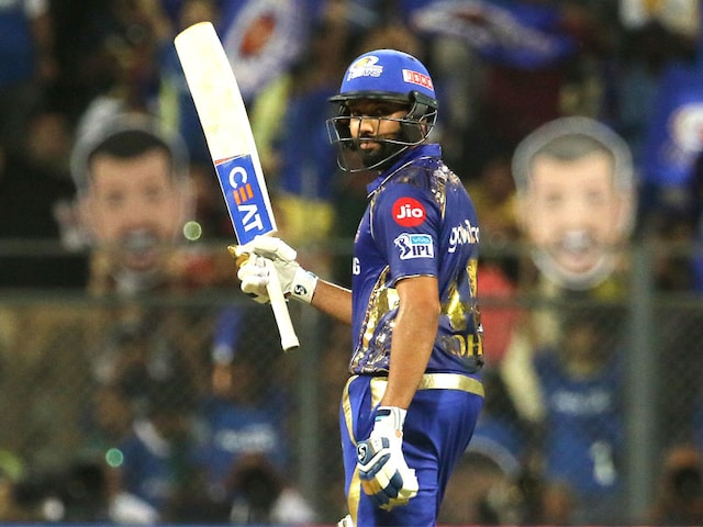 IPL 2018: Rohit Sharma Steals Show As Mumbai Indians Beat Royal Challengers Bangalore By 46 Runs