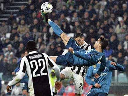 Watch: Cristiano Ronaldo