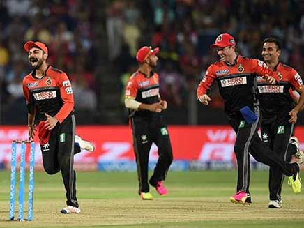 IPL Highlights, Royal Challengers Bangalore vs Kings XI Punjab: AB de Villiers 50 Helps Bangalore Beat Punjab