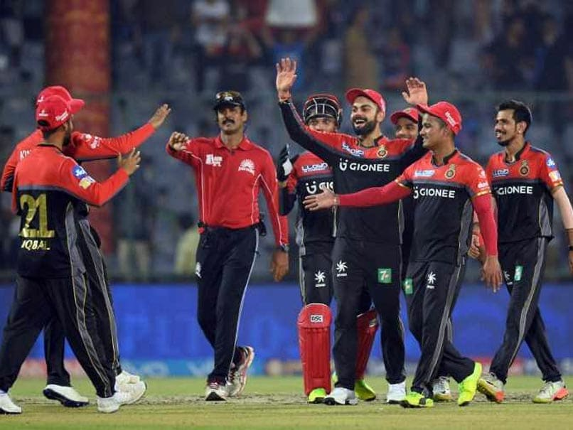 IPL 2018, Team Profile: Royal Challengers Bangalore Keen To Break Their Finals Jinx