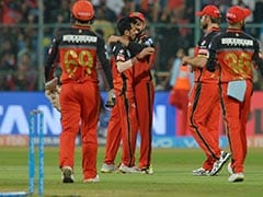IPL 2018: Royal Challengers Bangalore-Chennai Super Kings To Renew Rivalry In Bengaluru