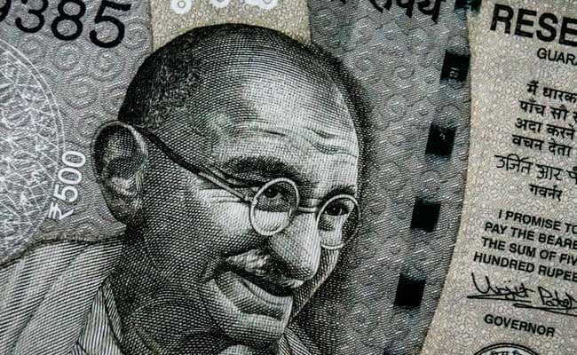 Rupee Opens 15 Paise Higher Against US Dollar