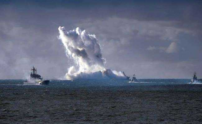 Russia Launches Missile Tests, Triggers Partial Closure Of Baltic Sea