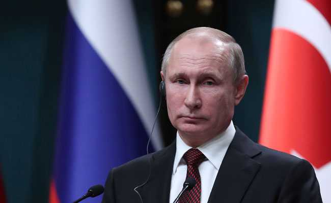 Vladimir Putin Warns Of Global 'Chaos' If West Attacks Syria Again
