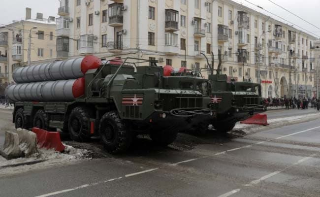 Amid India's Plans To Buy Russian S-400 Missiles, US Warns Of Sanctions