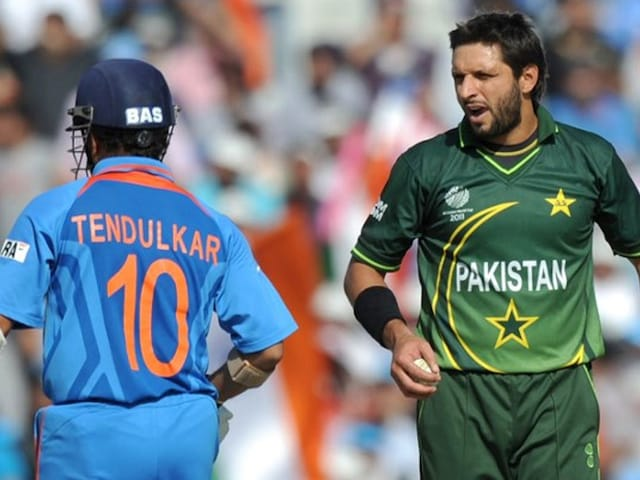 Shahid Afridi Invites Wrath Of Indian Cricketers For Kashmir Comment