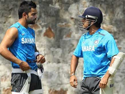 Sachin Tendulkar Makes Special Promise To India Captain Virat Kohli