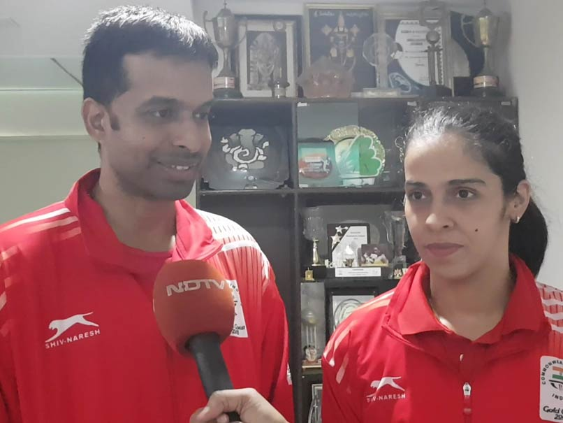 Saina Nehwal Cried The Night She Landed For The Commonwealth Games. Here