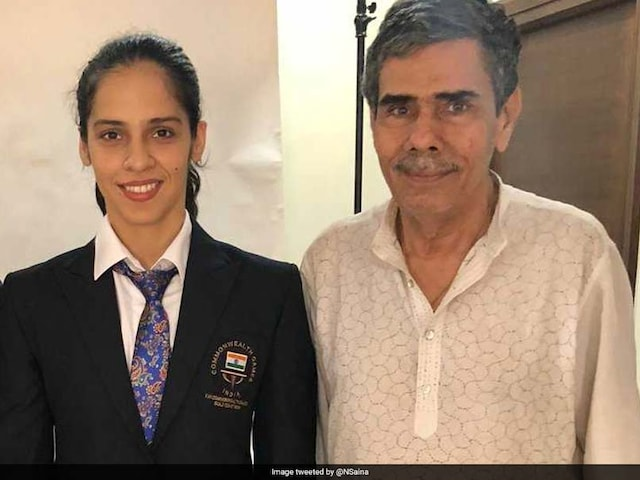2018 Commonwealth Games: Angry Saina Nehwal Tweets After Fathers Name Is Cut From Officials List