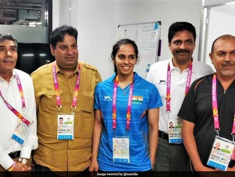 2018 Commonwealth Games: Saina Nehwal