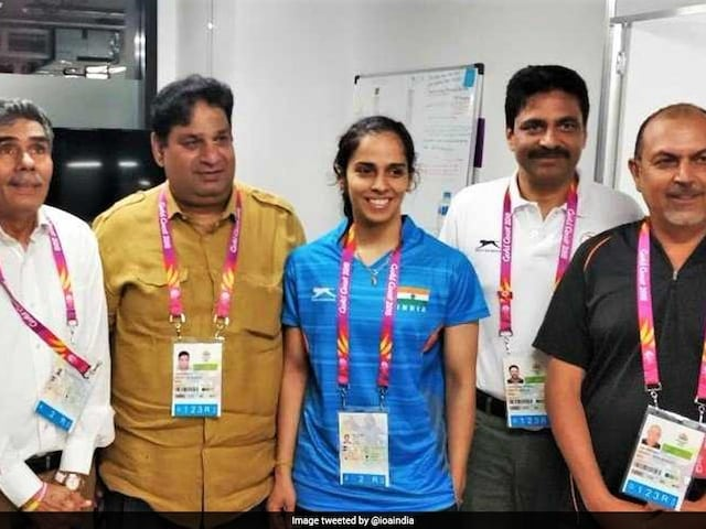 2018 Commonwealth Games: Saina Nehwals Father Cleared To Enter Games Village