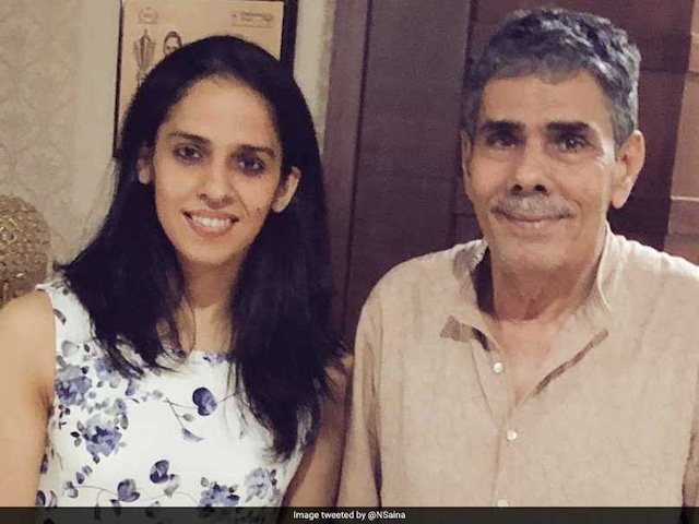 CWG 2018: IOA Dismisses Saina Nehwals Complaint About Father Not Getting Lodging In Games Village