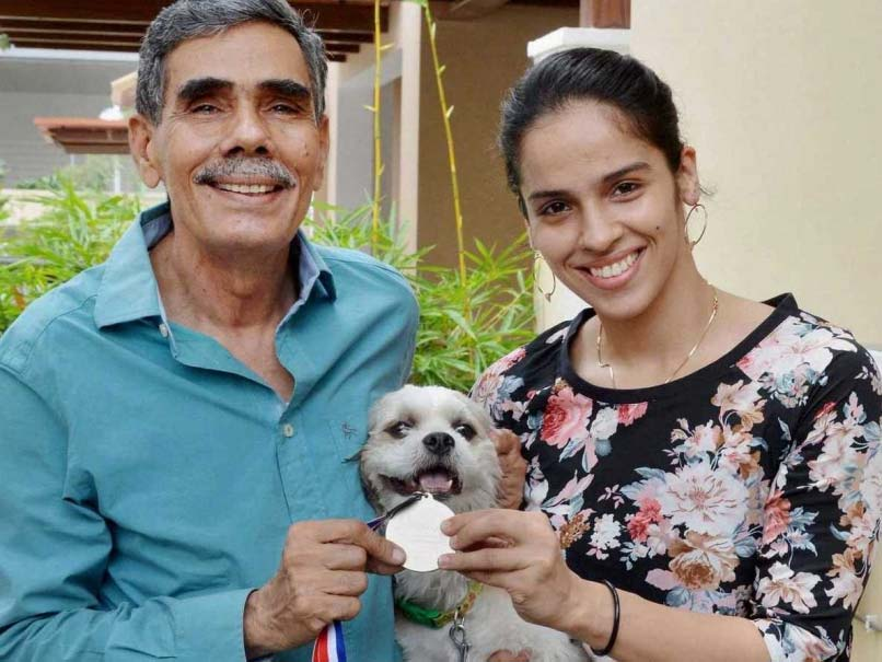 Dont Mind Fighting For Dad Anywhere: Saina Nehwal
