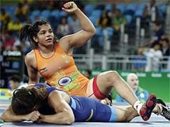 World Wrestling Championships: Sakshi Malik Keeps Medal Hopes Alive