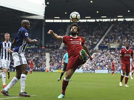 Premier League: West Brom Fightback Steals Spotlight From Mohamed Salah