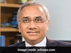 Infosys CEO Salil Parekh To Receive Rs 13 Crore Equity Grant