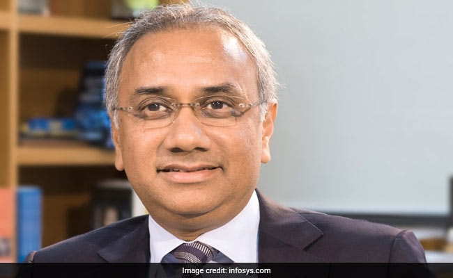 Coronavirus One Of Toughest Challenges World Faced With: Infosys CEO Salil Parekh