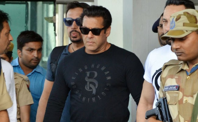 Salman Khan Gets 5 Years In Jail For Poaching Blackbuck: A List Of His Upcoming Films