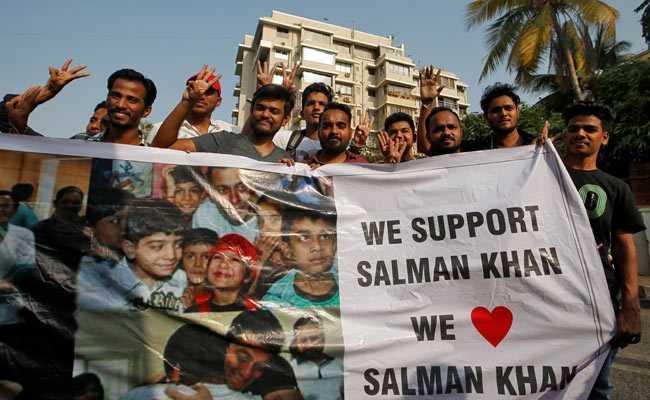 Bollywood Rejoices As 'Bhai' Salman Khan Gets Bail
