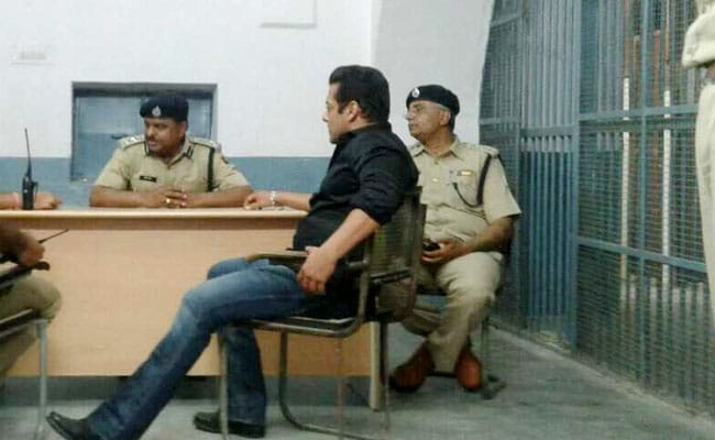 salman khan in jodhour jail 650