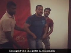 Watch: Salman Khan Performing A Perfect Backflip During <i>Sultan</i> Training Session