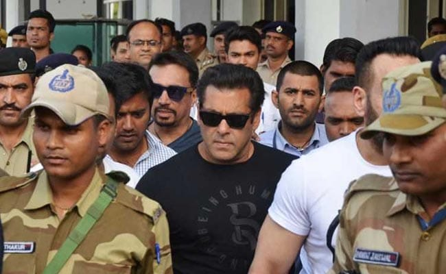 Salman Khan Blackbuck Case Highlights: Salman Khan To Spend Another Night In Jail, Bail Hearing Put Off Till Tomorrow