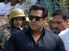 Salman Khan's Conviction Sends This Firm's Shares Down 15% From Day's Highs