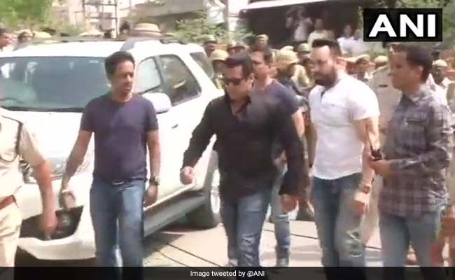 Salman Khan In Court For Verdict On Whether He Shot Blackbuck: 10 Points