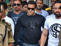 Salman Khan Has To Seek Permission For Every Foreign Trip: Jodhpur Court