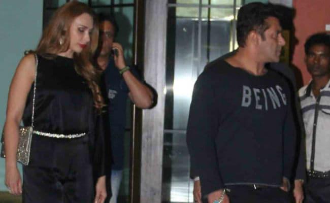 Salman Khan Reportedly Added Rumoured Girlfriend Iulia Vantur To Race 3 Mix