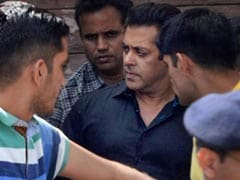 """Salman Khan """"Depressed"""" After Conviction, Broke Down In Jail Cell: Report"""