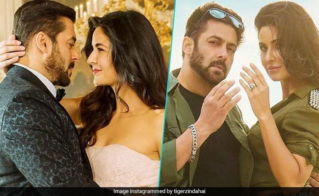 Salman Khan की 'टाइगर जिंदा है' के गाने अब भी हिट, जैकलीन का 'एक दो तीन' भी टॉप 10 में शामिल