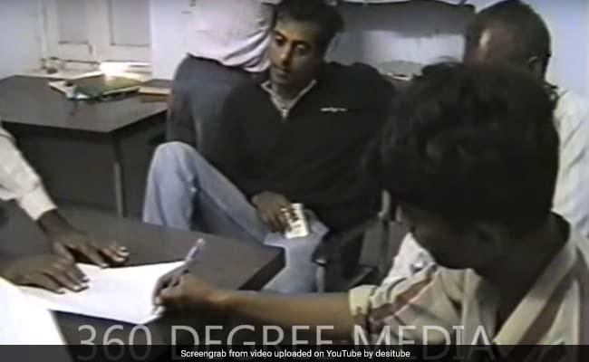 जब वन विभाग के सामने घबरा गए थे सलमान खान, पुराना Video हुआ वायरल
