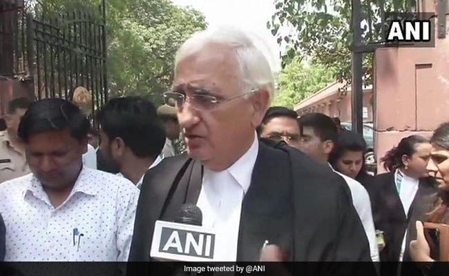 'कांग्रेस के हाथों में भी खून के दाग' वाले बयान पर सलमान खुर्शीद ने कहा- आगे भी कहता रहूंगा