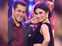 Mouni Roy Trends For Salman Khan's <i>Dabangg 3</i>. Here's Why