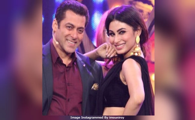 Mouni Roy Trends For Salman Khan's Dabangg 3. Here's Why