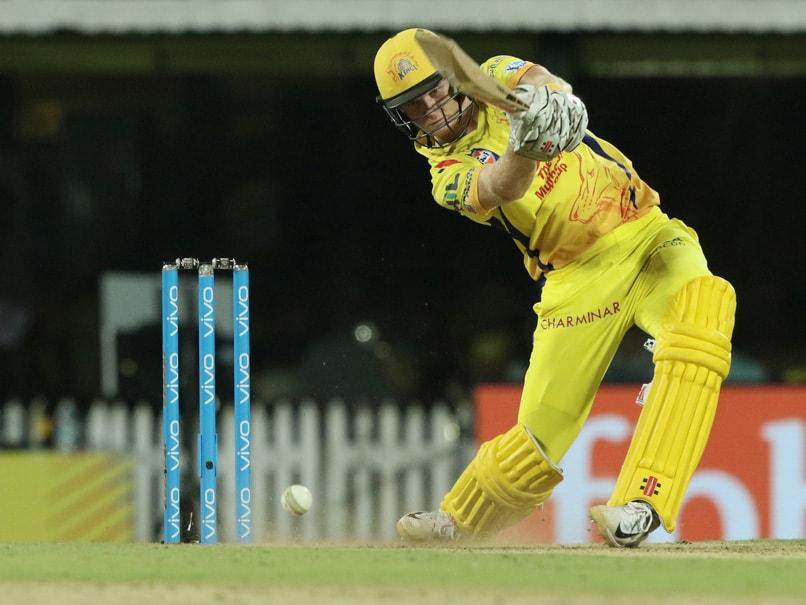 IPL 2018: Sam Billings Stars With Fifty As Chennai Super Kings Beat Kolkata Knight Riders