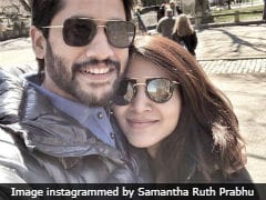 Samantha Ruth Prabhu And Naga Chaitanya Take Us Where Their Love Story Began 8 Years Ago