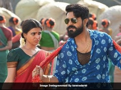 <i>Rangasthalam</i>: Jr NTR Reviews Ram Charan And Samantha Ruth Prabhu's Film
