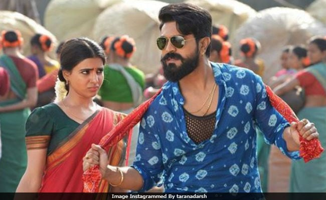Rangasthalam: Jr NTR Reviews Ram Charan And Samantha Ruth Prabhu's Film