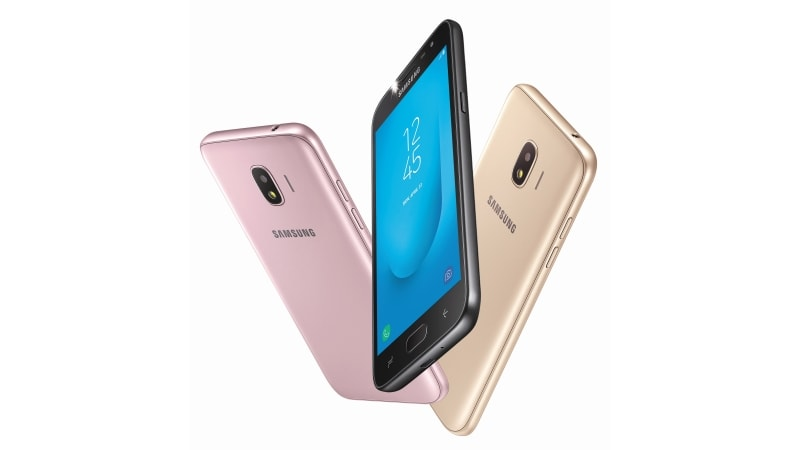 Samsung Galaxy J2 (2018) भारत में लॉन्च, जानें कीमत और स्पेसिफिकेशन