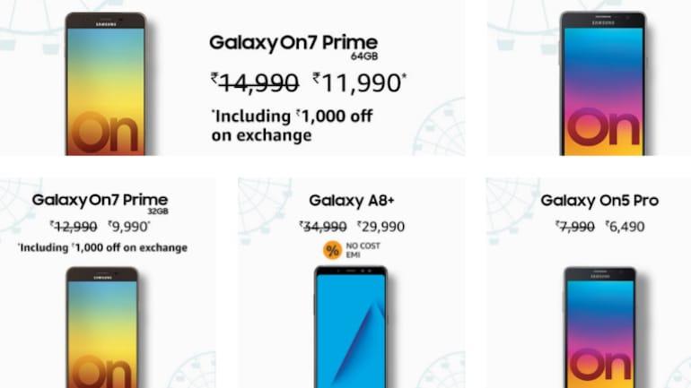 Samsung 20-20 Carnival Sale: सैमसंग स्मार्टफोन पर 5,000 रुपये तक की छूट