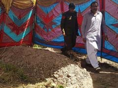 In Pakistan, Police Dig Out Italian's Remains After Reports Of Honour Killing