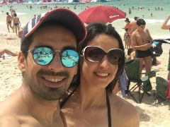 Inside Sanaya Irani And Mohit Sehgal's Dubai Vacation