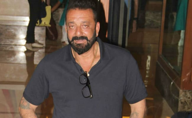 Sanjay Dutt Reportedly Walked Away After Asked About Madhuri Dixit