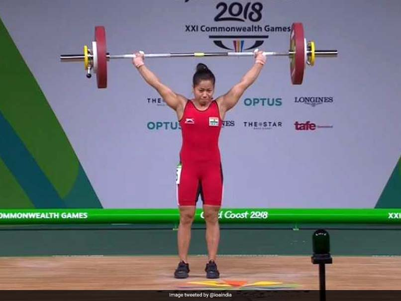 Commonwealth Games 2018: Weightlifter Sanjita Chanu Clinches India