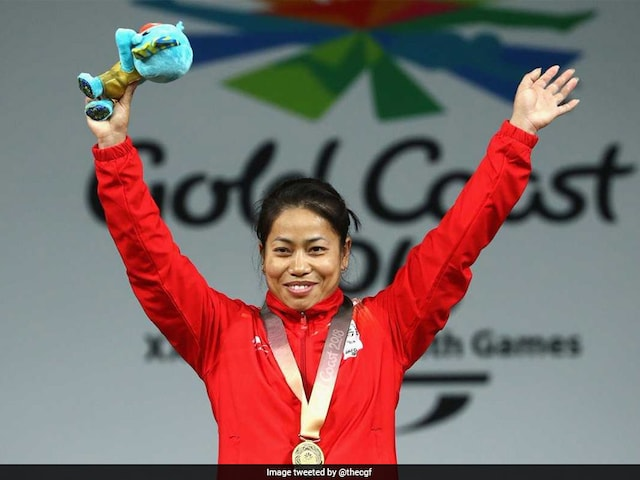 Commonwealth Games 2018, Day 2, Highlights: Indian Weightlifters Shine Again, Sanjita Chanu Wins Gold While Deepak Lather Claims Bronze