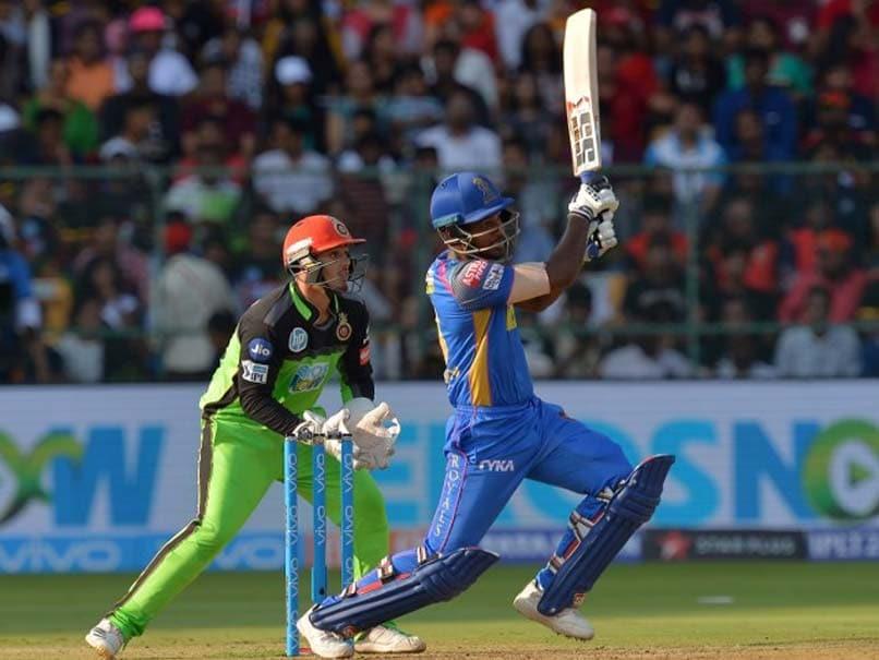 IPL 2018: Sanju Samson Achieves Incredible Feat In Magical Knock vs RCB