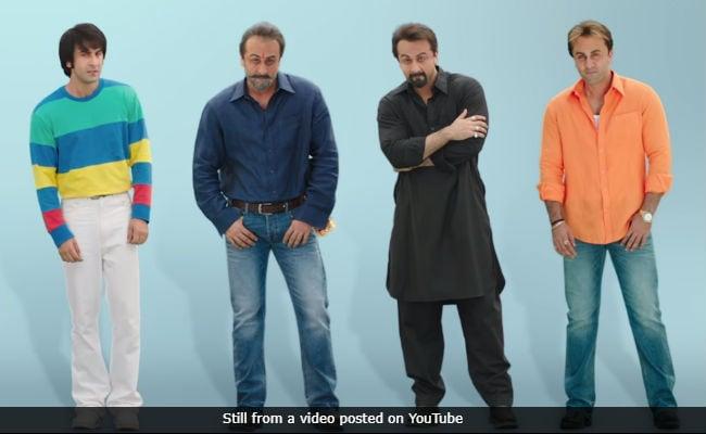 Sanju Teaser: Presenting Ranbir Kapoor As Sanjay Dutt. Take A Bow